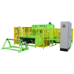 Full automatic sandpaper cutting production line