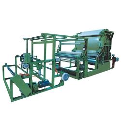 paper products laminating machine
