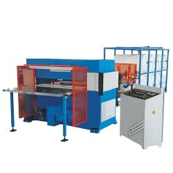 Stepping Type Precise Four-column Cutting Machine