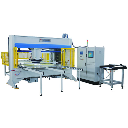 HSYT Series Intelligent CNC Die-cutting machine