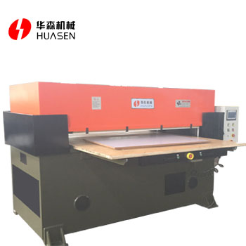 Precise four colmn die cutting machine