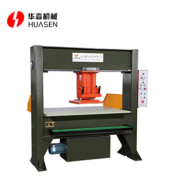 Movable head cutting machine