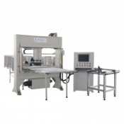 The automatic typesetting film like material moving type punching machine